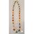 26-Collier perles polaris chaine palqué or- au coeur des arts