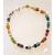 34-Collier perle polaris multicolore- au coeur des arts