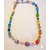 40-Collier perles polaris multicolore - au coeur des arts