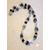39-Collier perles polaris noires et grises- au coeur des arts
