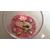 26C-Veilleuse Sirène dans sa bulle rose et verte - au coeur des arts