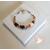 53-Bracelet Savane plaqué or - au coeur des arts