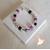 51-Bracelet couleur Amethyste- au coeur des arts