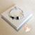 56-Bracelet élégance argent- au coeur des arts