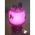 32B-Lampe Veilleuse lumineuse bébé fille - au coeur des arts