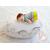 30-Veilleuse galet lumineux bébé garçon- au coeur des arts