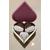 37B-Boîte de naissance rose et verte fée clochette- au coeur des arts