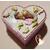 38-Boîte de naissance sirène rose et blanche - au coeur des arts