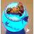 37D-Lampe Veilleuse lumineuse bébé fille rose - au coeur des arts