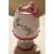 37-Lampe Veilleuse lumineuse bébé fille rose - au coeur des arts