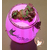 37E-Lampe Veilleuse lumineuse bébé fille rose - au coeur des arts