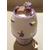 36-Lampe Veilleuse lumineuse bébé fille parme - au coeur des arts