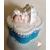 11-Boîte à dent de lait bébé fille- au coeur des arts