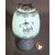 39B-Lampe Veilleuse lumineuse bébé garçon gris et blanc - au coeur des arts