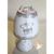 39-Lampe Veilleuse lumineuse bébé garçon gris et blanc - au coeur des arts