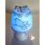 40-B-Lampe Veilleuse lumineuse bébé garçon bleu et gris- au coeur des arts
