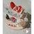 2-Bébé Noël bébé fille dans son traineau - au coeur des arts