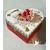 41-Boîte de naissance de noël bébé fille rouge et blanche - au coeur des arts