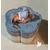 14-Boîte à dent de lait bébé garçon bleu acier - au coeur des arts