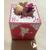14-Tirelire bébé fille, fée clochette rose - au coeur des arts