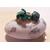 46b-Veilleuse galet lumineux bébé garçon shun vert- au coeur des arts