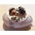 47a-Veilleuse galet lumineux bébé garçon shun gris- au coeur des arts