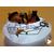 49d-Veilleuse galet lumineux bébé marin- au coeur des arts