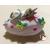 51C-Veilleuse galet lumineux bébé Licorne - au coeur des arts