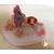 54B-Veilleuse galet lumineux bébé fille  - au coeur des arts