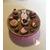 37B-Boîte à biscuits ou chocolats - au coeur des arts