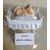 11-Marque place bébé garçon taupe et beige baptême - au coeur des arts