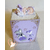 28C-Tirelire bébé fille lilasjpg
