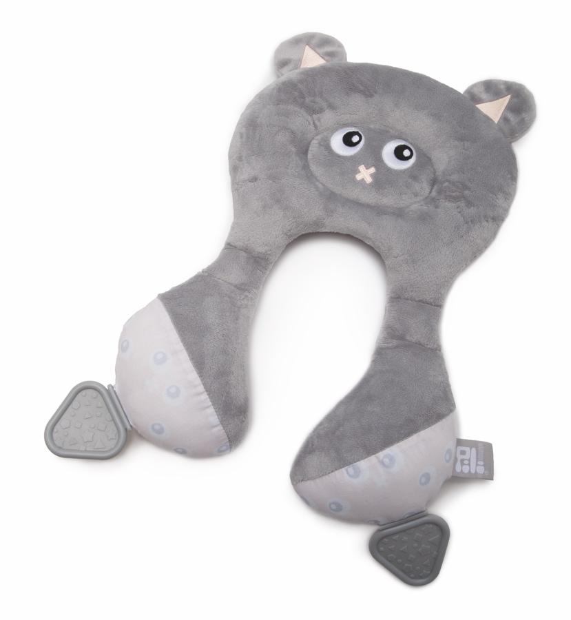 Doudou cale-tête pour bébé baby monster - Voiture et poussette