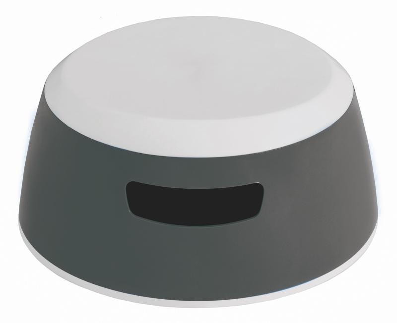 marche pied enfant stable gris fonc equipement bain. Black Bedroom Furniture Sets. Home Design Ideas