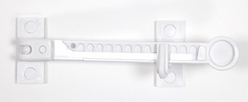 entreb illeur pour fen tre pvc blanc coller ou visser. Black Bedroom Furniture Sets. Home Design Ideas