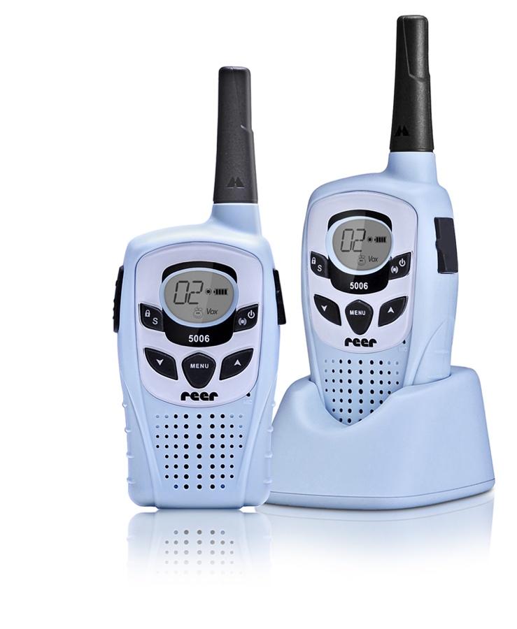 Babyphone Talkie Walkie Ultra Longue Portée Km - Talkie walkie longue portée