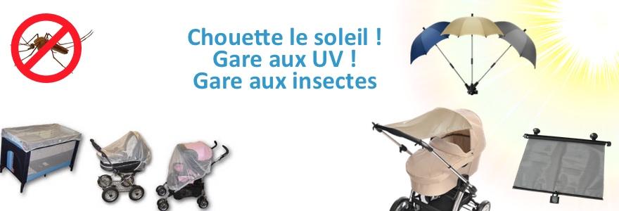 Gamme anti-UV antimoustique Garalabosse
