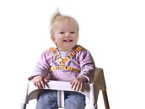 Harnais de s curit pour chaise haute et apprentissage de la marche - Harnais de securite chaise haute ...