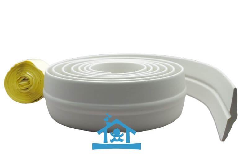 Mousse extra souple antichoc rouleau de 2 4 m protection for Bande cuivre anti mousse