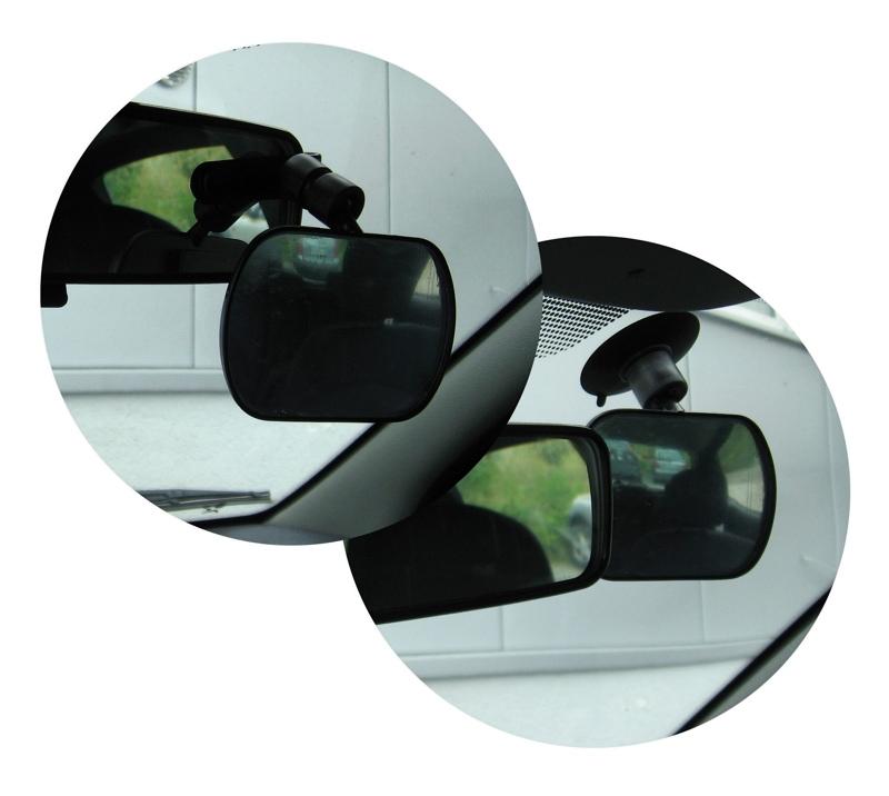r troviseur de surveillance bebe 2 en 1 ventouse ou pare soleil. Black Bedroom Furniture Sets. Home Design Ideas