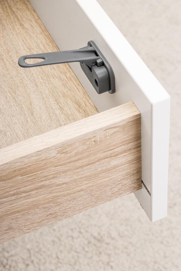 Loquet De Scurit Pour Porte De Placard Et Tiroirs Designline