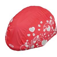 Protection anti-pluie pour casque de vélo, modèle fille