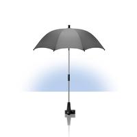 Ombrelle anti-uv pour poussette, grise