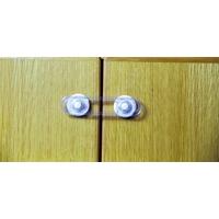 2 mini loquets souples multi surfaces