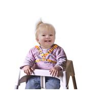 Harnais de sécurité pour chaise haute et apprentissage de la marche