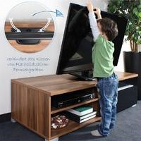 Dispositif anti basculement TV