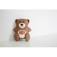 SOS Teddy marron
