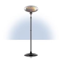 Chauffage pour table à langer sur pied