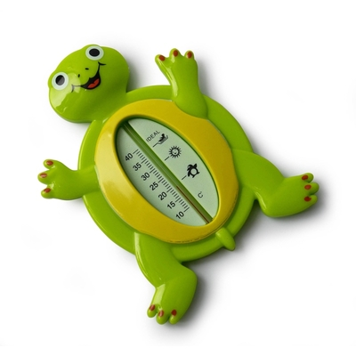 Thermomètre de bain tortue verte et jaune_YAPA_BA_001