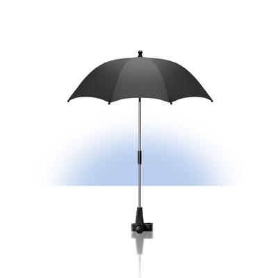 ombrelle poussette noire YAPA-CL-013